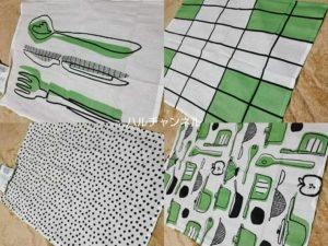 IKEA購入品-リン二ングキッチンクロス